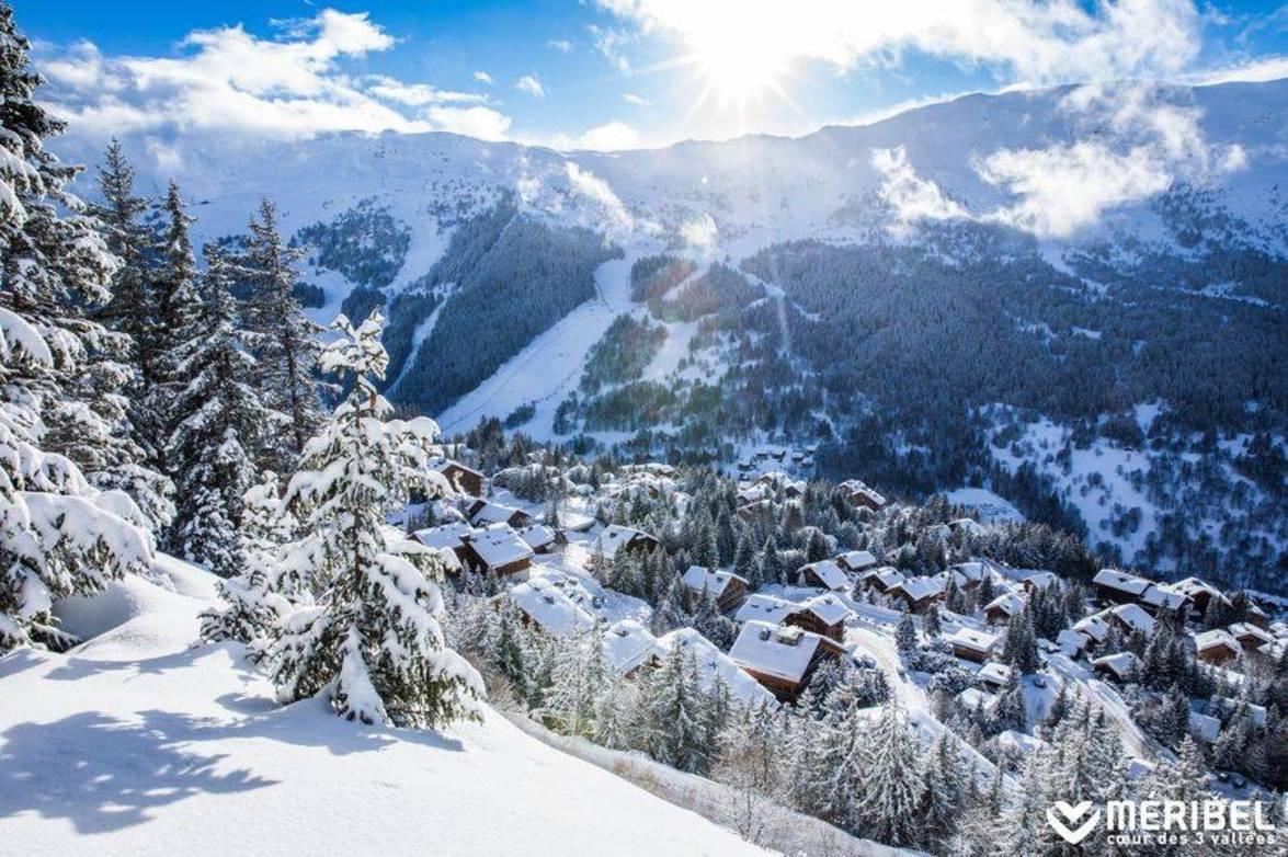 Station de ski de Méribel  Méribel