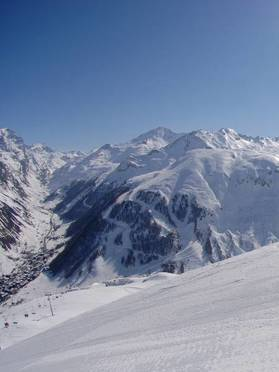 Domaine skiable | Val d'Isère