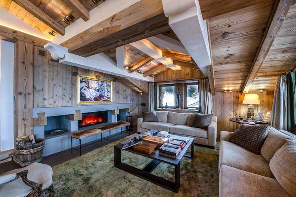 Les Bastidons Chalet in Courchevel