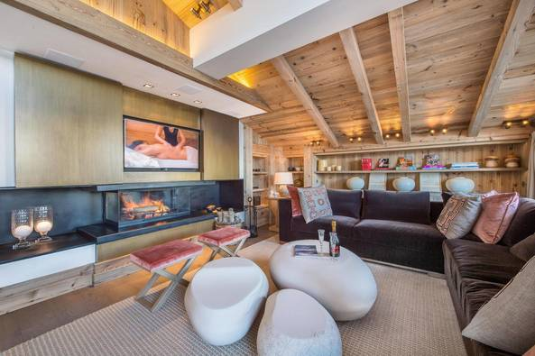 Cryst'Aile Chalet in Courchevel
