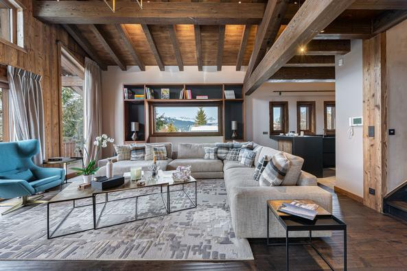 Divinity Chalet in Megeve