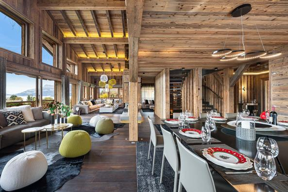 Orcia Chalet in Megeve
