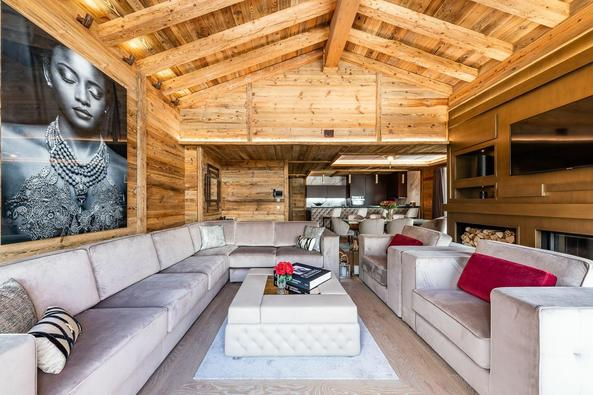 ULTIMA1 Chalet in Courchevel