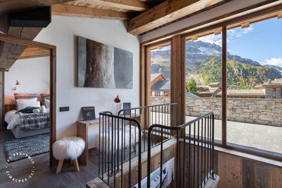 Coin bureau | Appartement Grizzly 203 | Val d'Isère