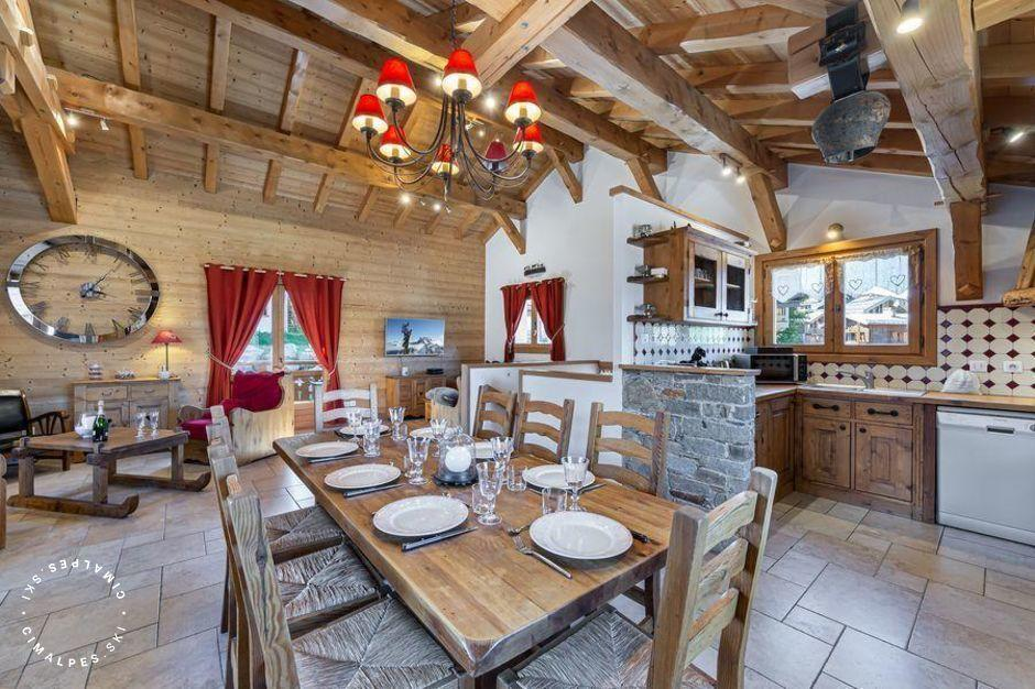 Salon | Chalet Daï | Courchevel Village