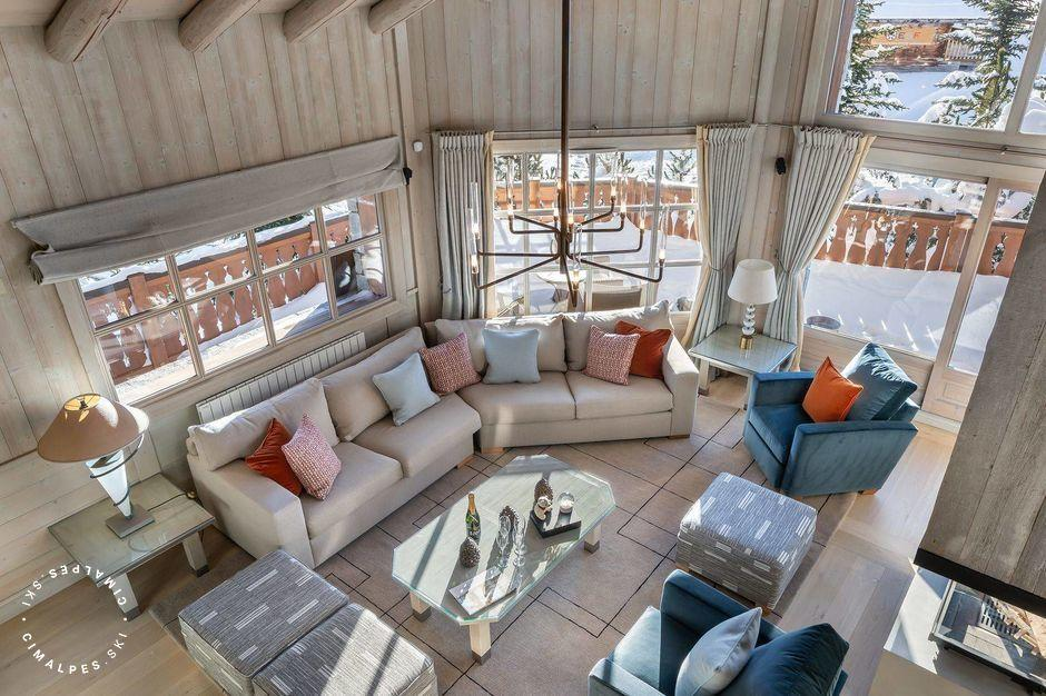 Grand Séjour - Chalet Totara - Courchevel 1850
