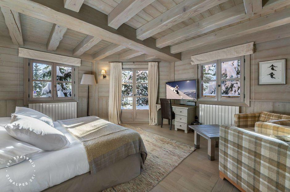 Chambre - Chalet Totara - Courchevel 1850