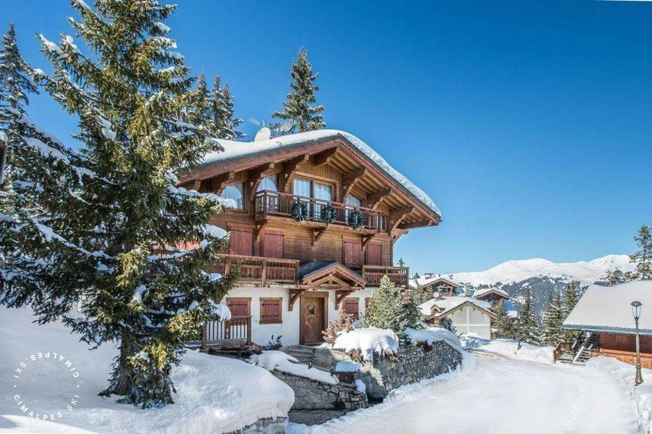 Chalet Aspen Courchevel 1850