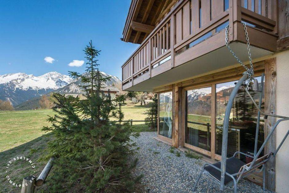 Appartement Pure 1 | Courchevel Le Praz | Exterieur