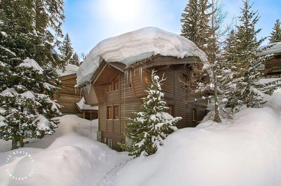 Chalet Aria Courchevel 1850