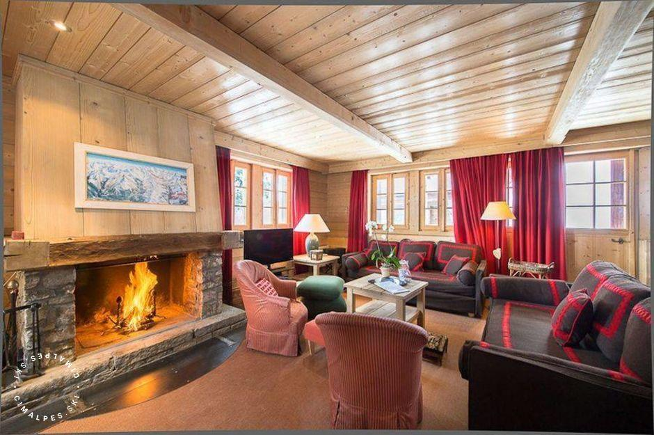 Salon Chalet Aria Courchevel 1850