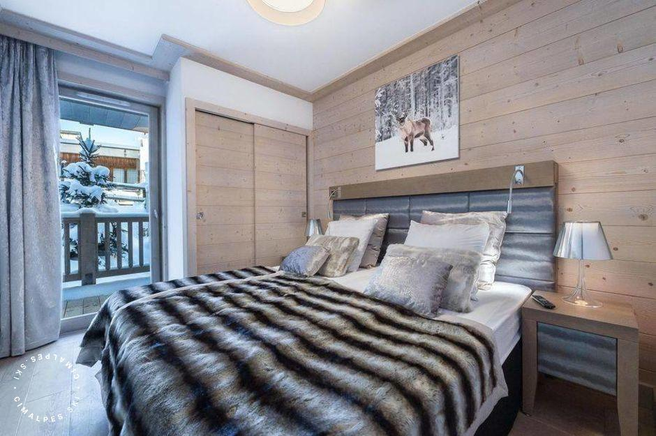 Chambre - Appartement Carré Blanc 235 - Courchevel Village