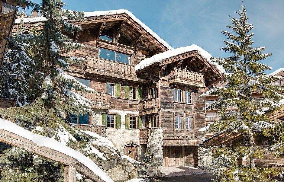 Chalet La Vizelle - Courchevel 1850