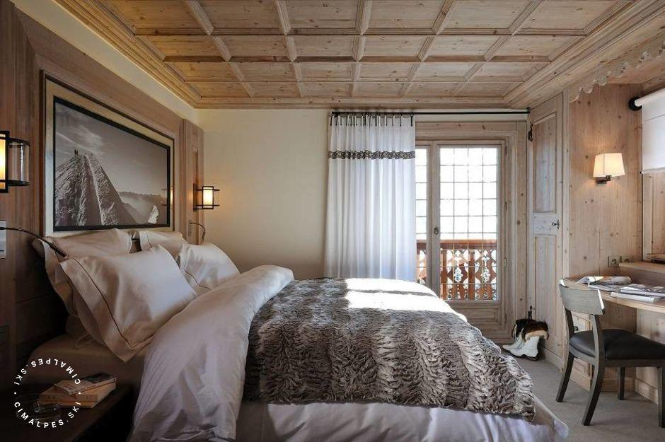 Belle chambre - Chalet Rosalpina - Courchevel 1850