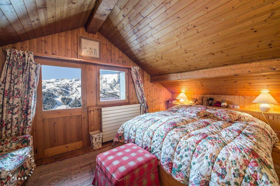 Chambre - Chalet Grizzly - Méribel