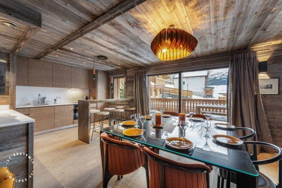 Salon - Grange de Meribel - Meribel