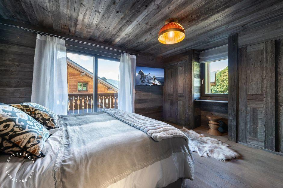 Chambre - Appartement Grange de Meribel - Meribel
