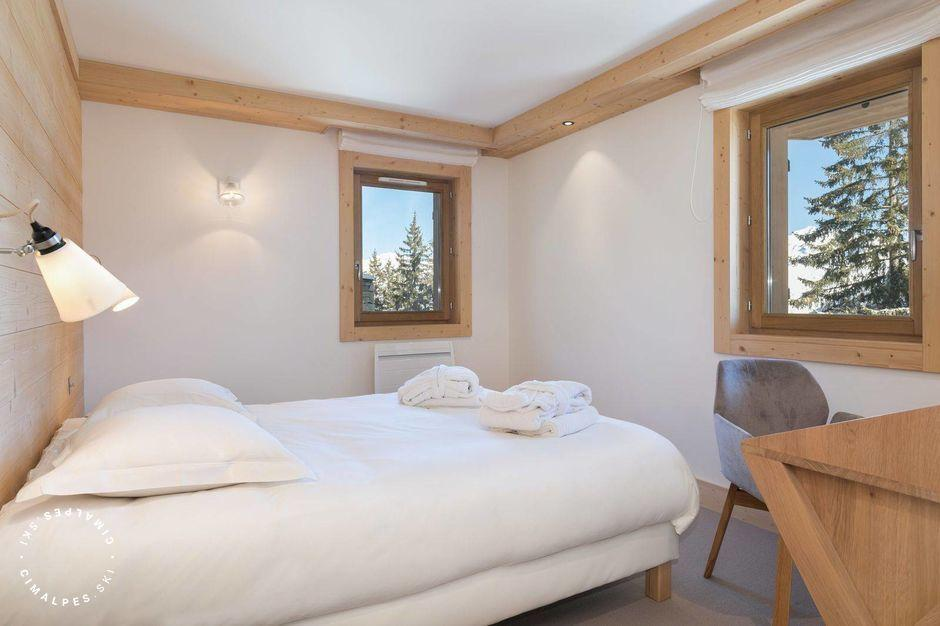 Chambre - Chalet Gelinotte 2 - Courchevel 1850