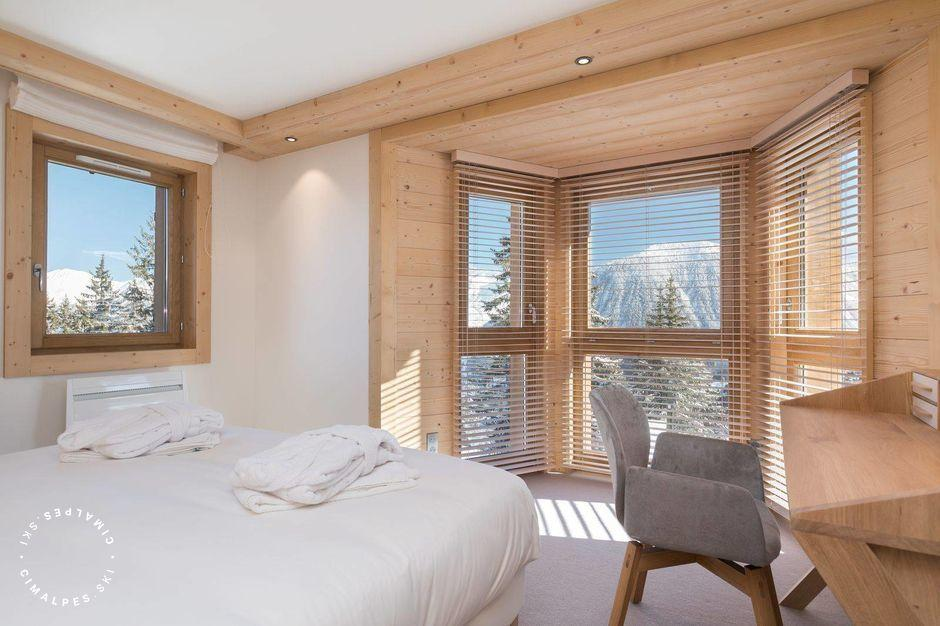 Chambre - Chalet Gelinotte 3 - Courchevel 1850