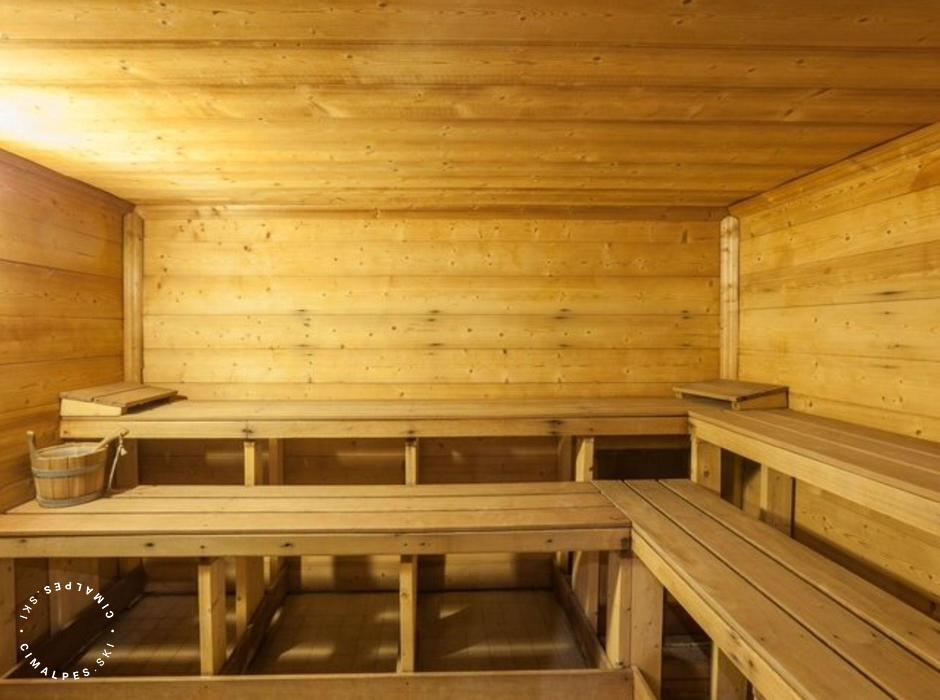 Salle de Gym - Residence Pierre et Vacances - Val d'Isère