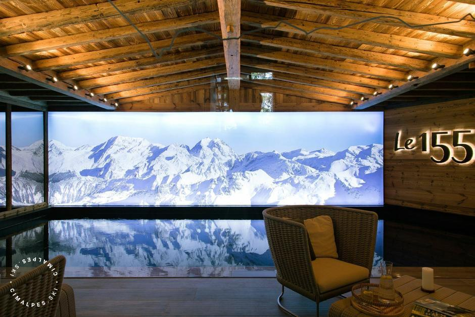 Chalet Le 1550 - Courchevel Village - Swimming pool
