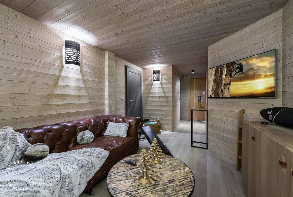 Sauna | Chalet Satine | Megève