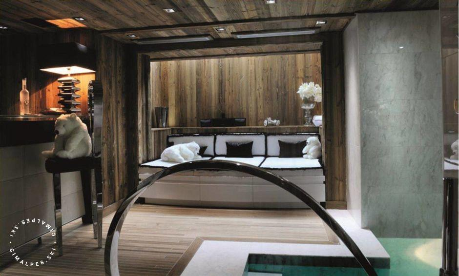 Relax Area - Carat Chalet - Courchevel 1850