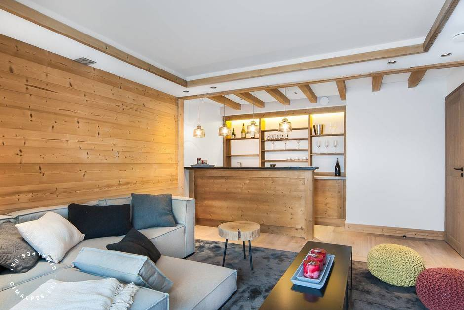 Relax area - Monch Chalet - Courchevel 1550