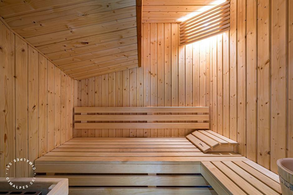 Sauna - Appartement Trolles Prestige 1 - Saint Martin de Belleville