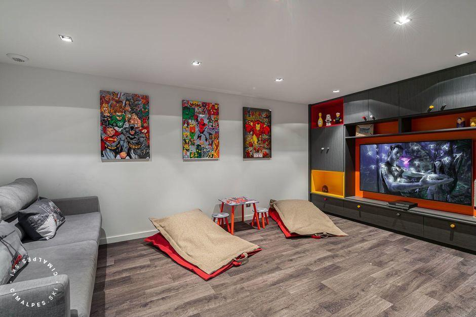 Playroom | Apartment 4807-1 | Courchevel Moriond