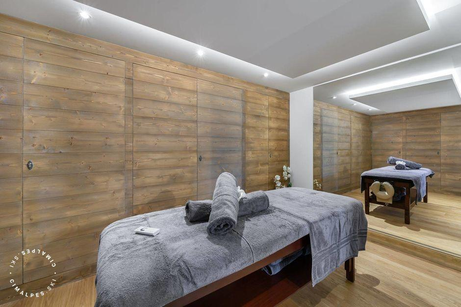Massage room | Chalet Totara | Courchevel