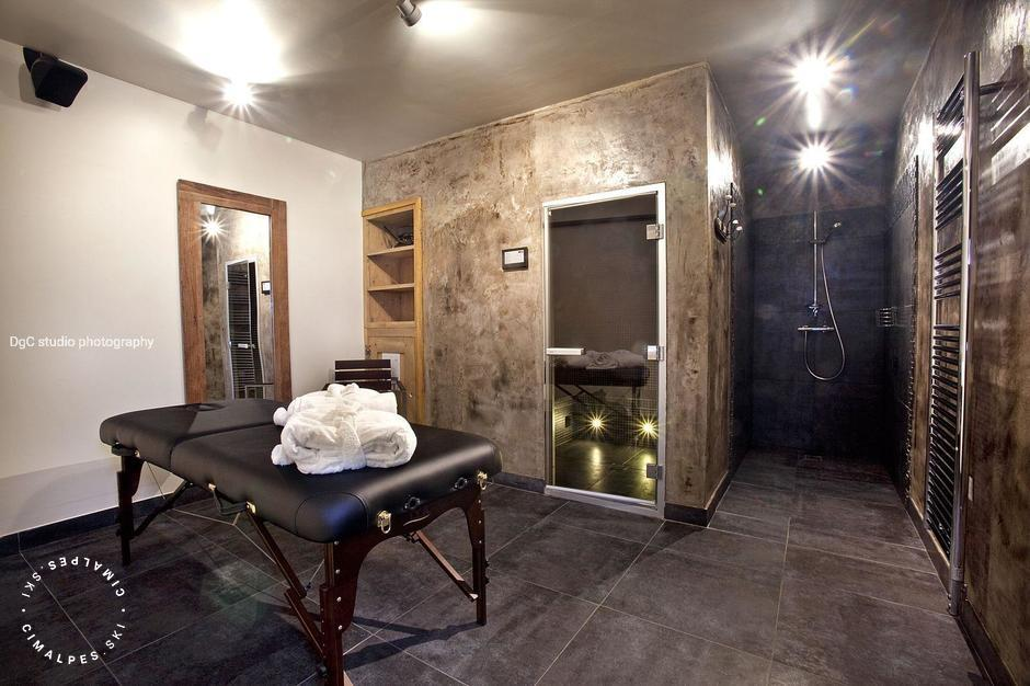 Hammam and massage room | Chalet Samarra | Courchevel Village