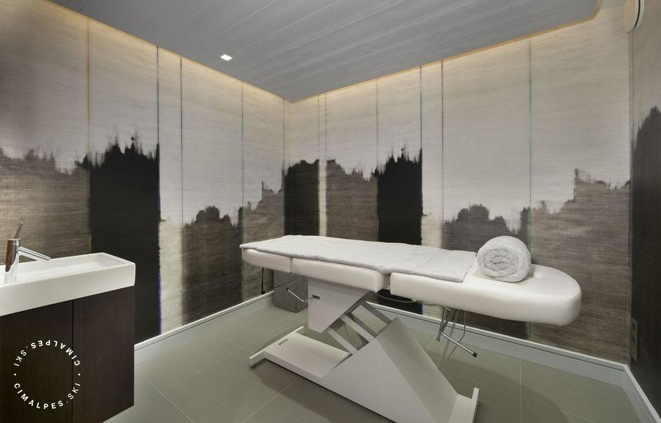 Massage room | Chalet Pow Pow | Courchevel