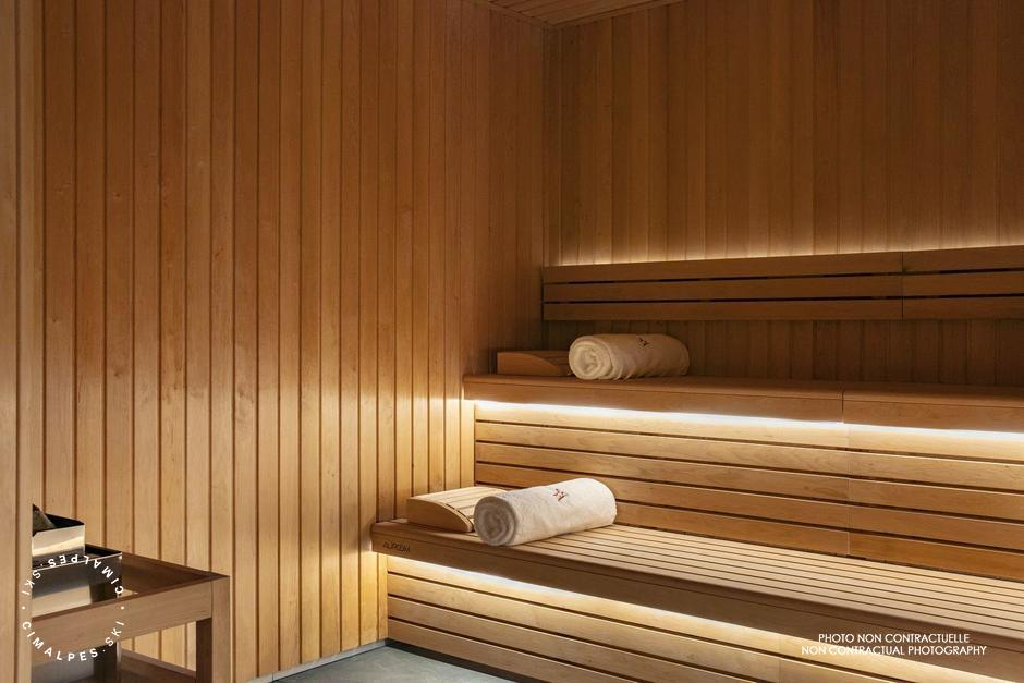 Sauna | Chalet Eglantine | Méribel
