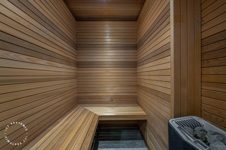Sauna | Chalet La Grange Martinel | Saint Martin de Belleville
