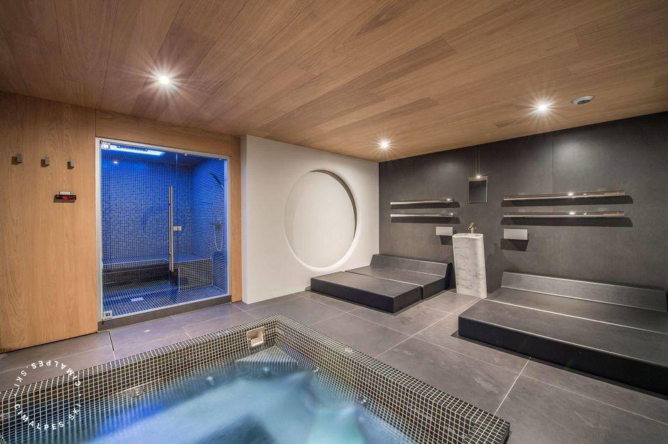 Chalet Kibo - Courchevel Village - Jacuzzi