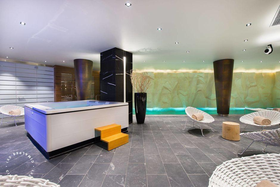 Spa La Datcha Courchevel
