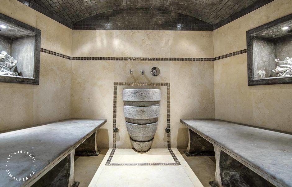 Black Pearl Courchevel 1850 Hammam