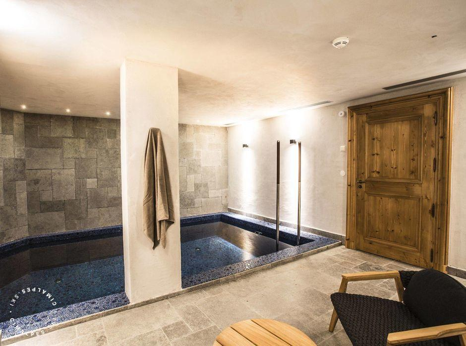 Chalet Ambre - Val d'Isere - Swimming pool