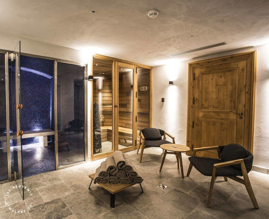 Chalet Ambre - Val d'Isere - Wellness area