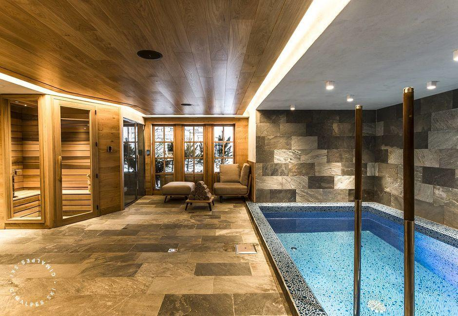 Chalet Chene - Val d'Isere - Spa