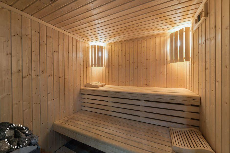 Hammam |Appartement Pure 1 | Courchevel Le Praz