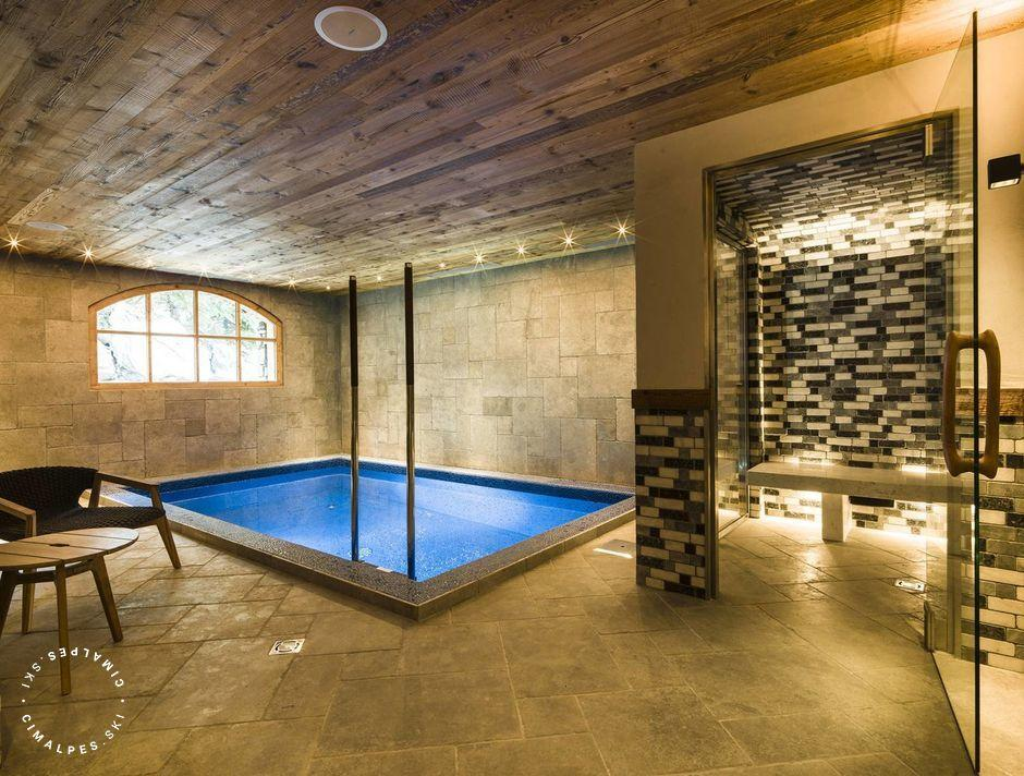Chalet Sequoia - Val d'Isere - Steam room