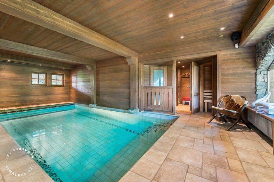 Chalet Partagas - Courchevel 1550 - Piscine
