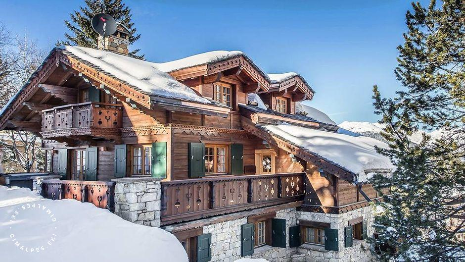 5 reasons to stay in a chalet