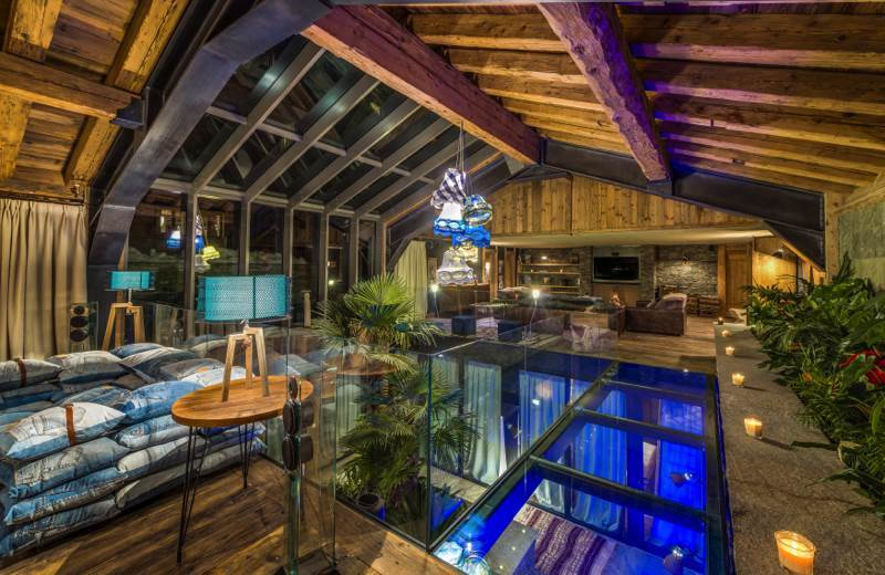 CHALET D'EXCEPTION A VAL D'ISERE