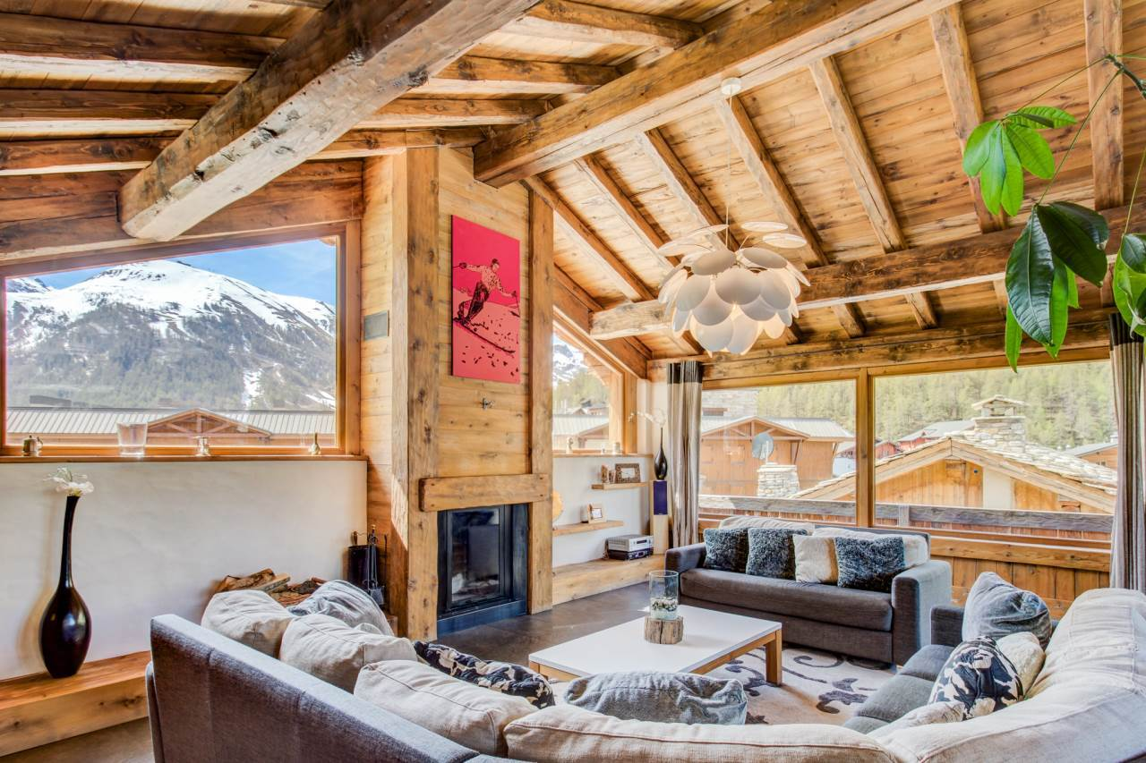 TRADITIONAL CHALET AT LE CRET