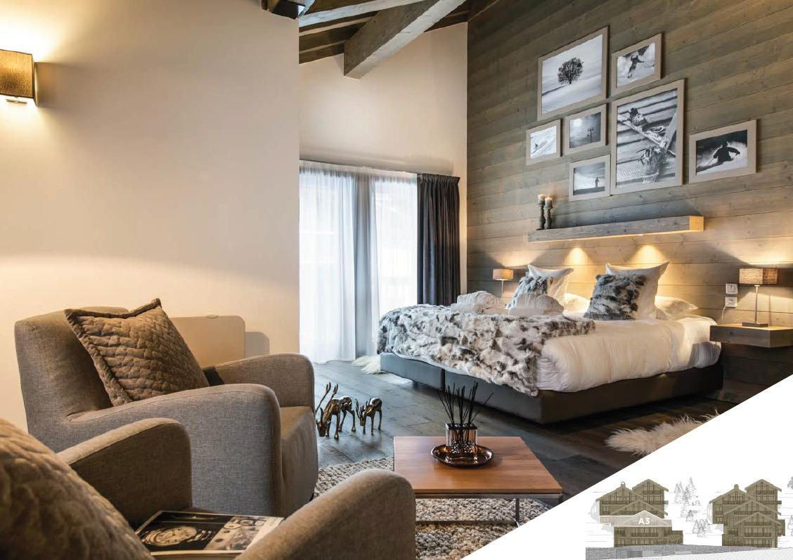 SUPERBE APPARTEMENT NEUF AVEC SPA