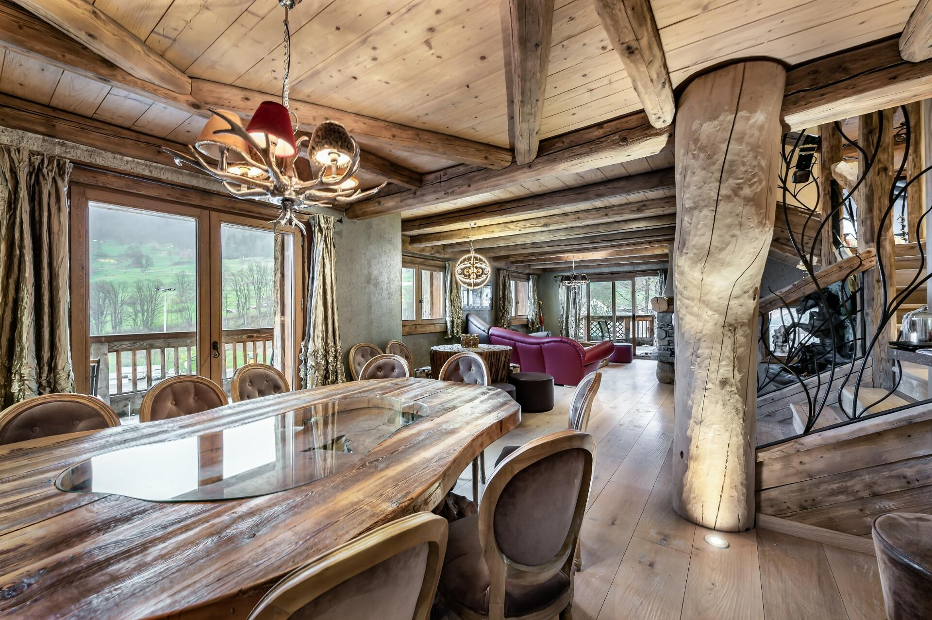 CHALET AUTHENTIQUE