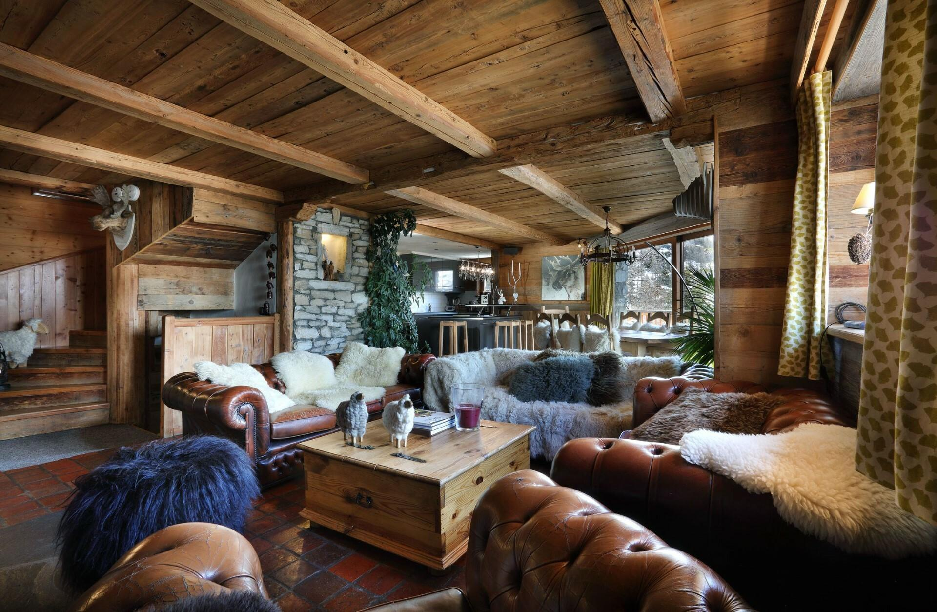SUPERB CHALET AT LE CRET